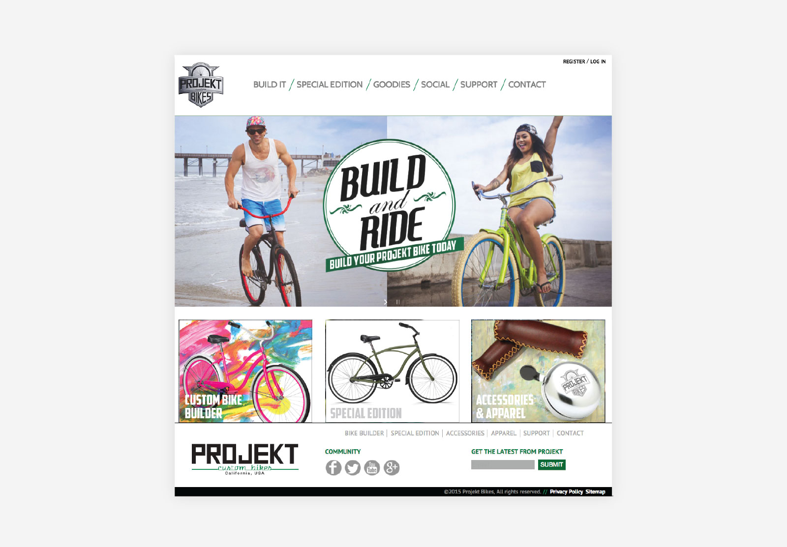 Website-Home-Page-Projekt